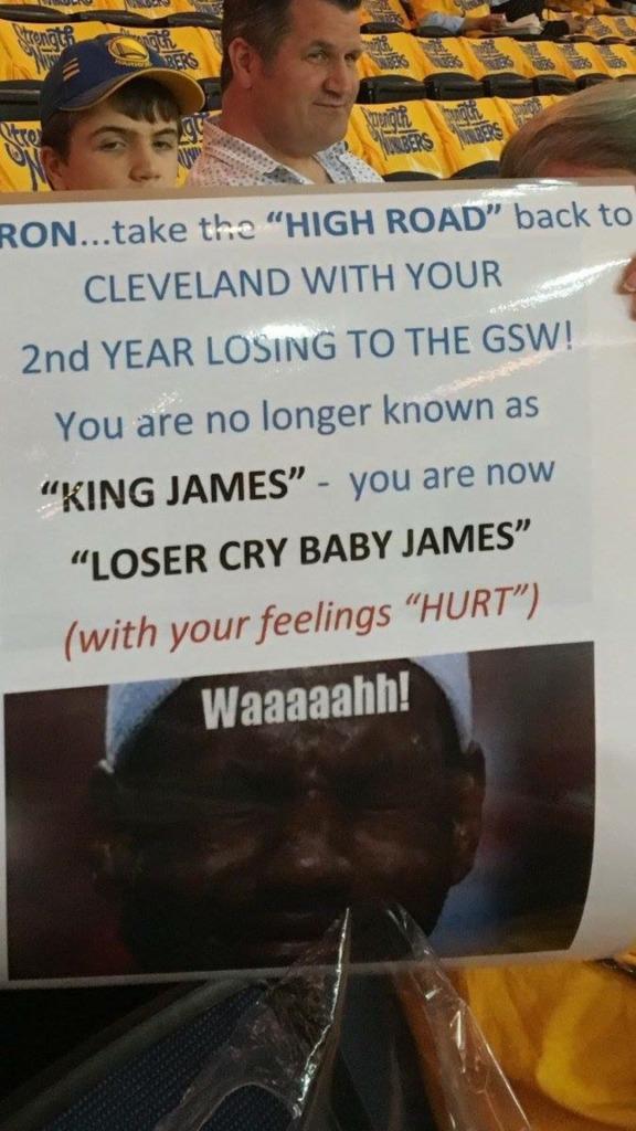 Worst Fan Sign